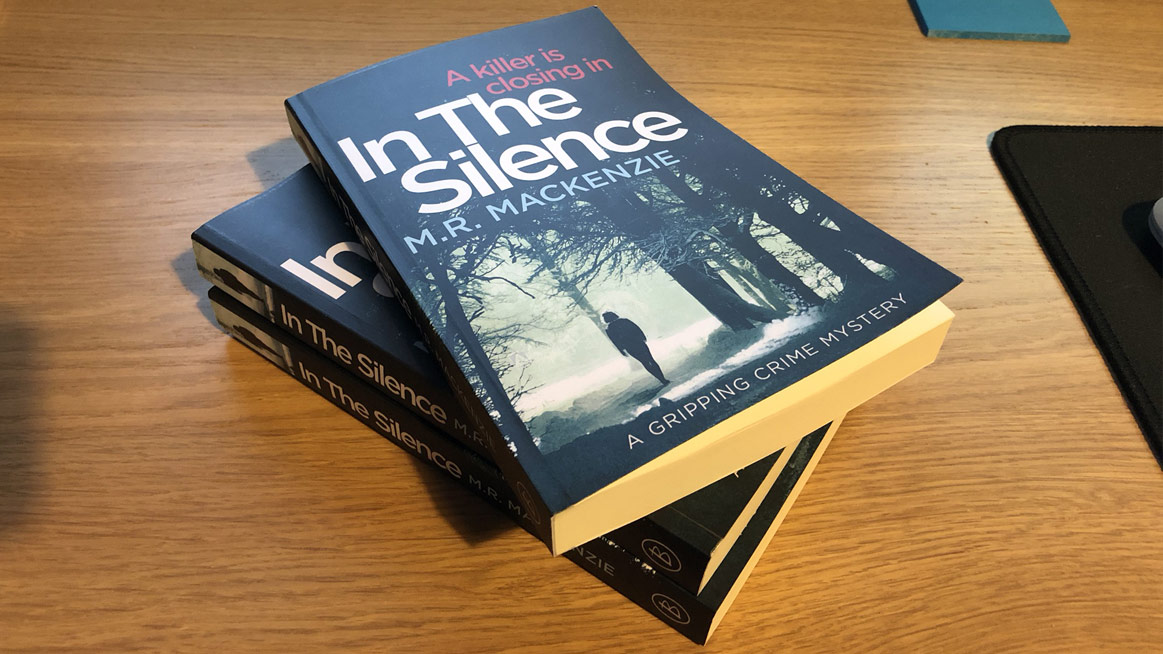 In the Silence release day extravaganza