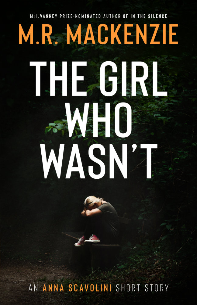 The Girl Who Wasn't (cover)