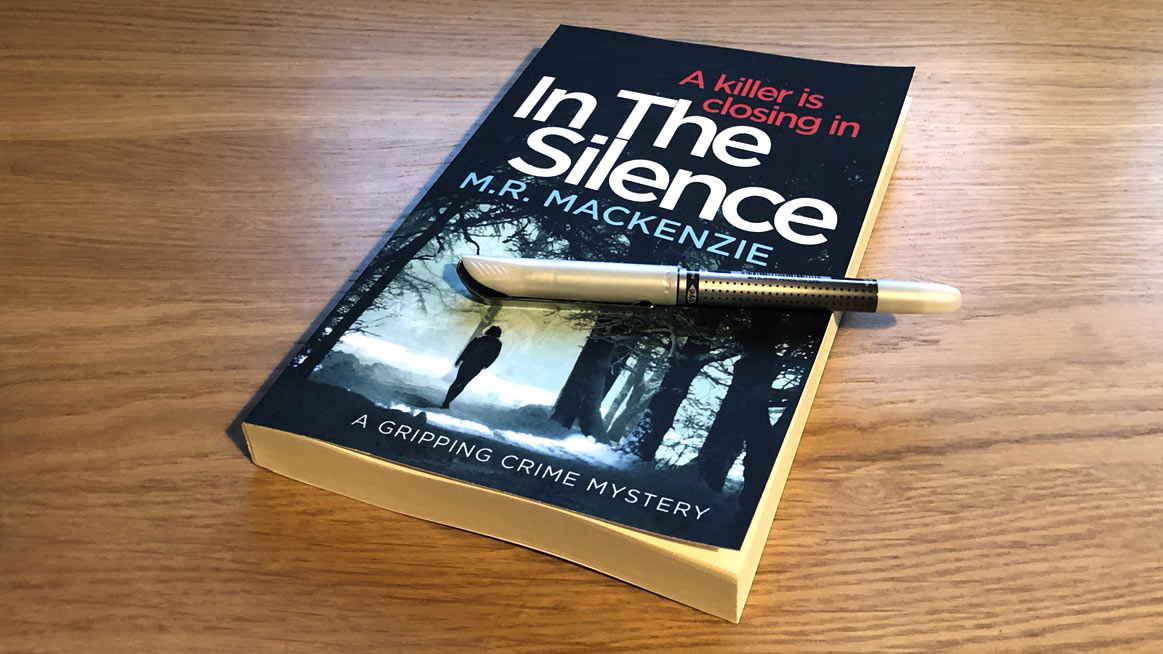 Get a signed copy of In the Silence!